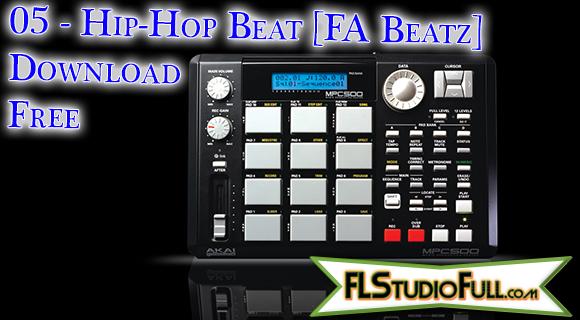 05 - Hip-Hop Beat (FA Beatz - FLStudioFull.com)