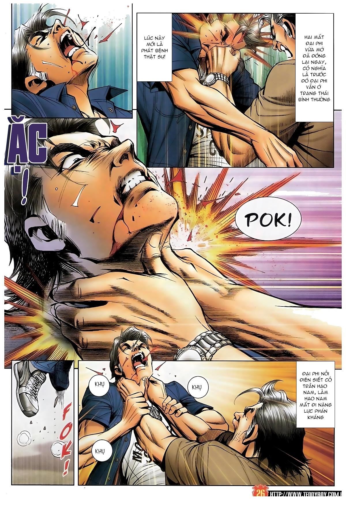 Người Trong Giang Hồ - Chapter 1545: Mượn dao giết người - Pic 24
