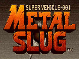 Metal Slug 1 Game Free Download