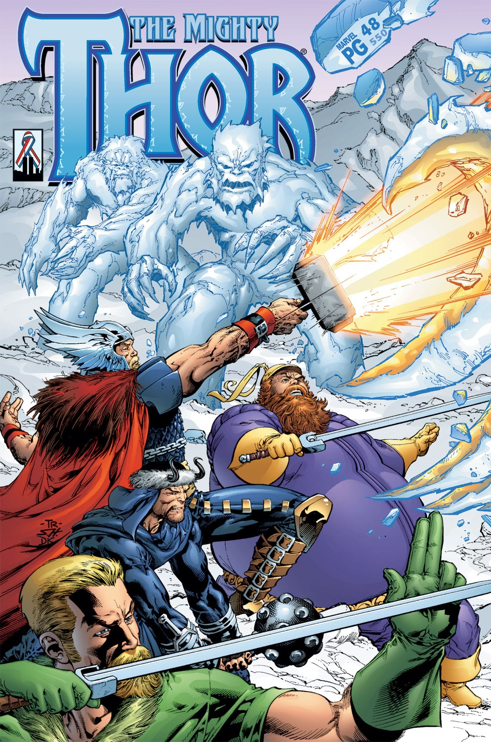 Thor (1998) Issue #48 #49 - English 1