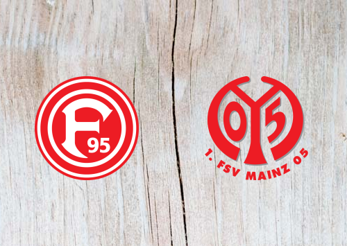 Fortuna Duesseldorf vs Mainz 05 - Highlights 30 Nov 2018
