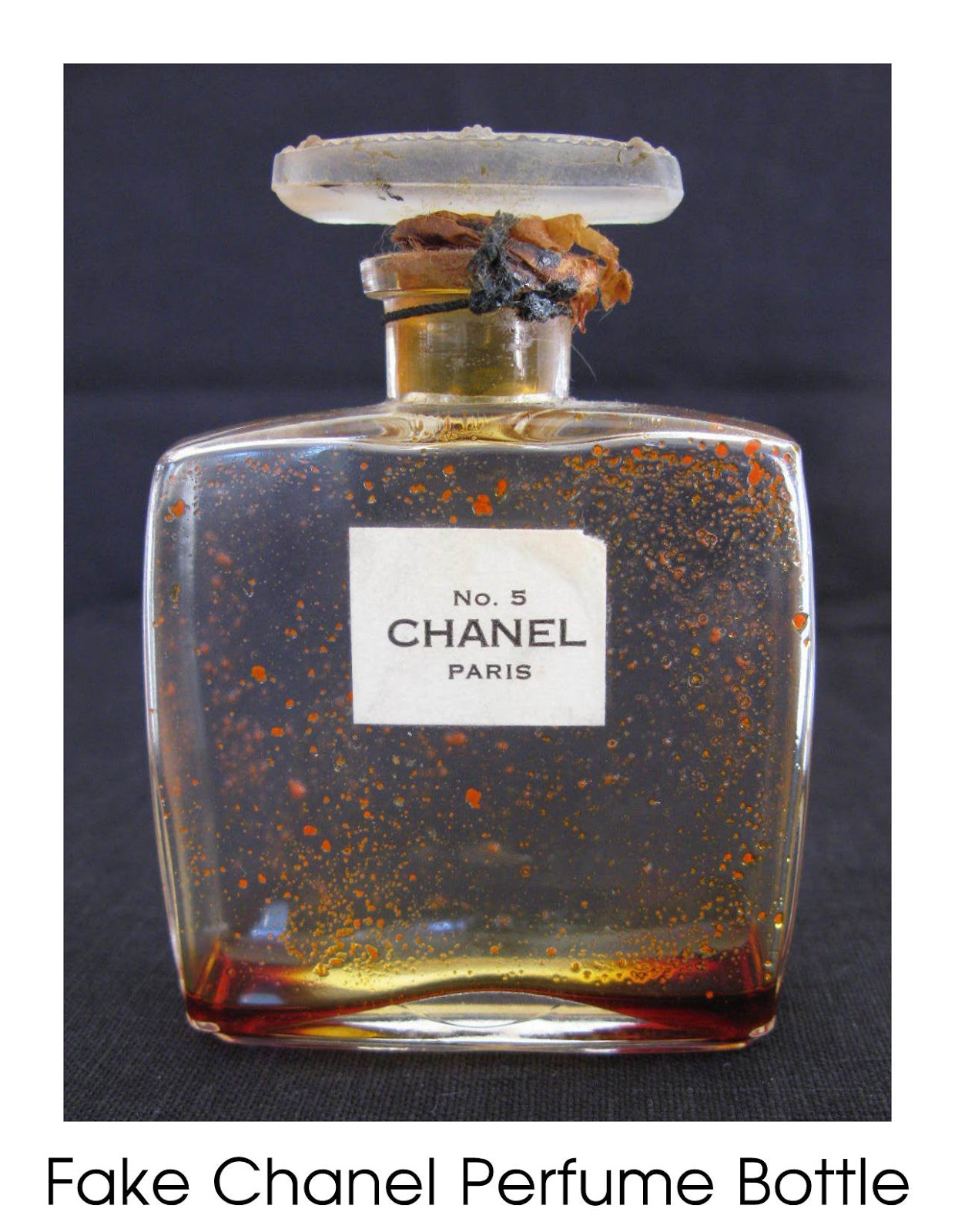 Dating vintage chanel perfume bottles - WHW