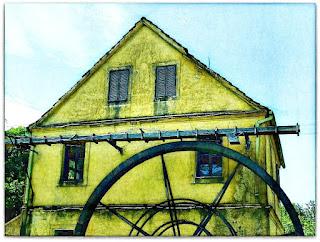Antigo Moinho - Parque Histórico Municipal Jorge Kuhn, Picada Café