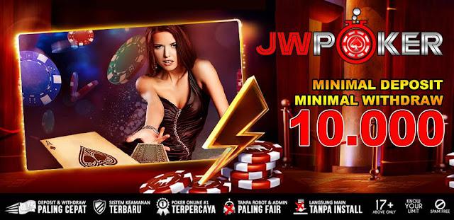 JWPOKER.COM AGEN POKER ONLINE