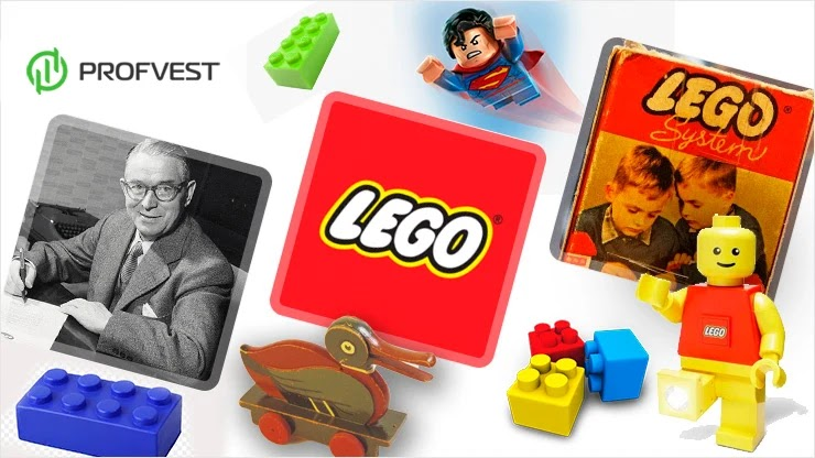 Компания Lego история развития известного бренда