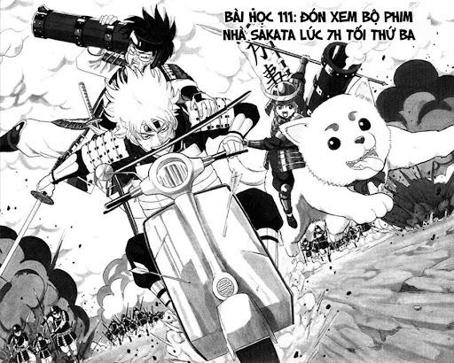 Gintama Chap 111 page 1 - Truyentranhaz.net