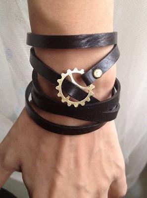 bracelet tendance cuir