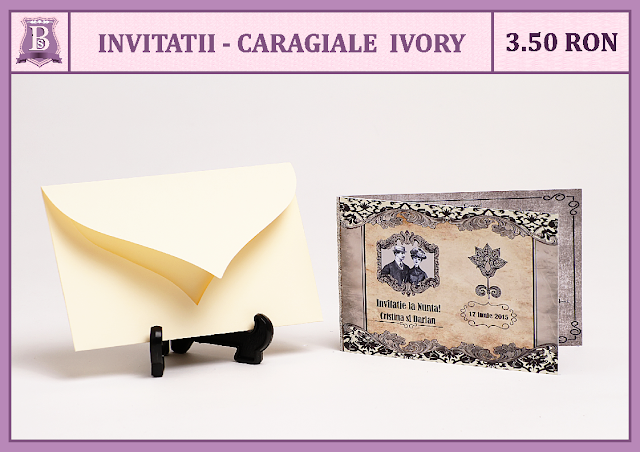 Caragiale Ivory