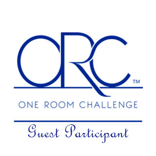 Logo for Trademarked One Room Challenge, Guest Participant