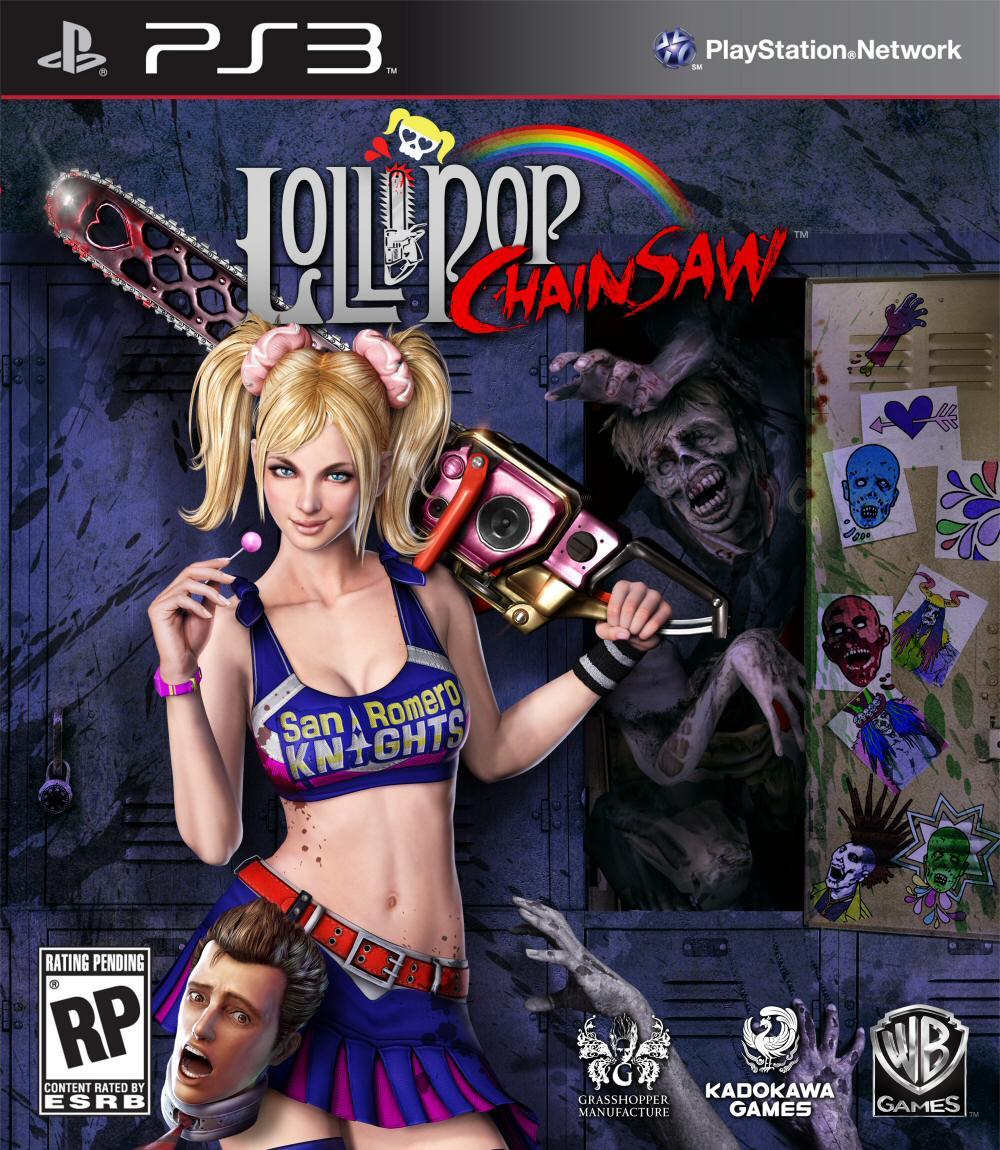 Lollipop Chainsaw (PlayStation 3)