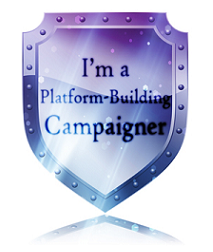 1st Campaigner Challenge: Writers' Platform-Building Campaign