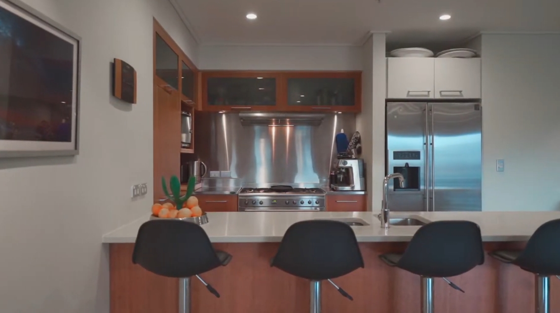 17 Interior Design Photos vs. 120 Customs St W #3A, Auckland Luxury Condo Tour
