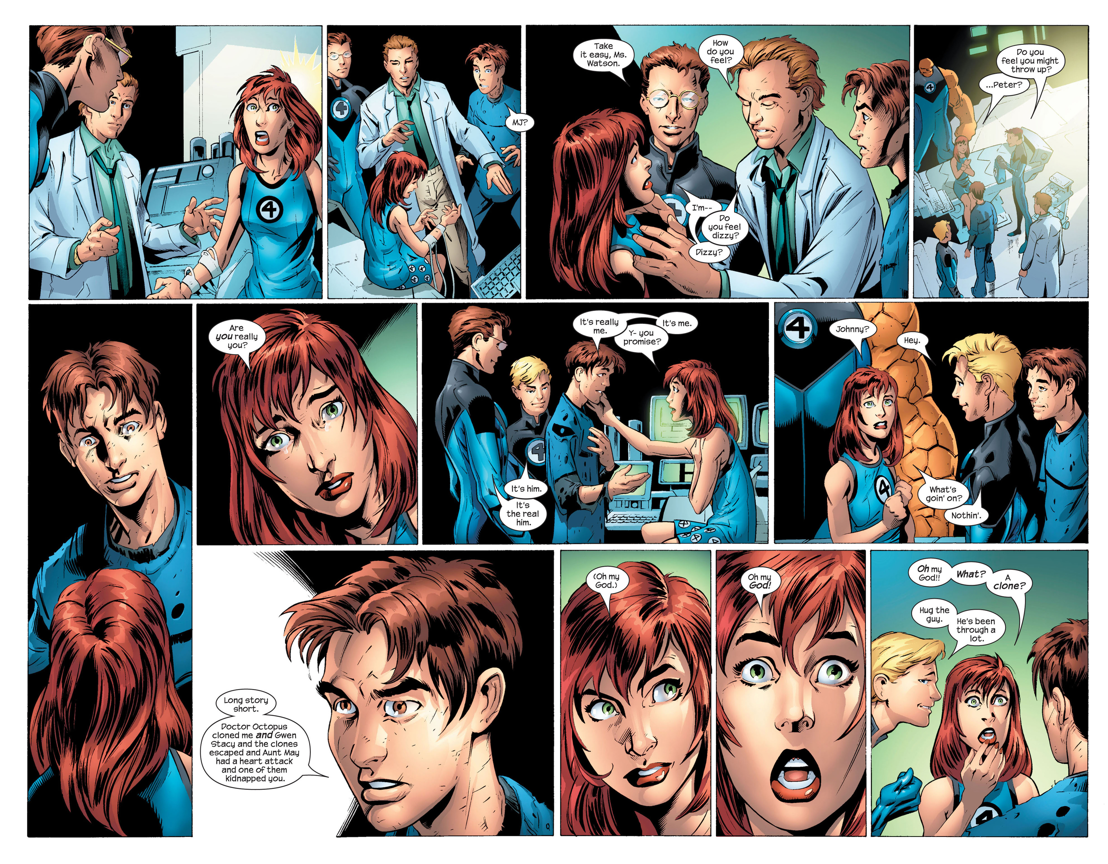 Read online Ultimate Spider-Man (2000) comic -  Issue #104 - 25