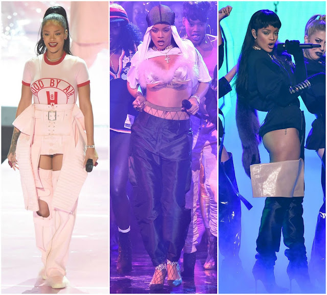 VMA'S 2016 : BEYONCE, RIHANNA, ARIANA GRANDE, BRITNEY SPEARS AND MORE
