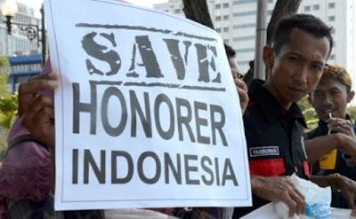 Honorer K2: Kenapa Sih Pemerintah Pelit Kepada Honorer, Malah Menggaji Pengangguran?