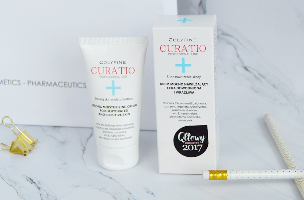 Pielęgnacja cery - Kuracja regenerująca Curatio