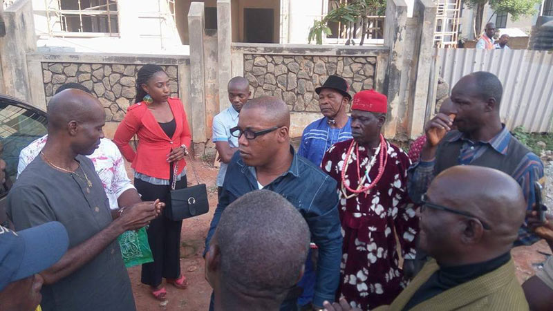 FG vs Nnamdi Kanu: IPOB invites prayer warriors to court (photos)
