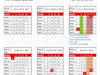 Download Kalender Pendidikan Tahun Ajar 2017/2018 SD/SMP/SMA/SMK