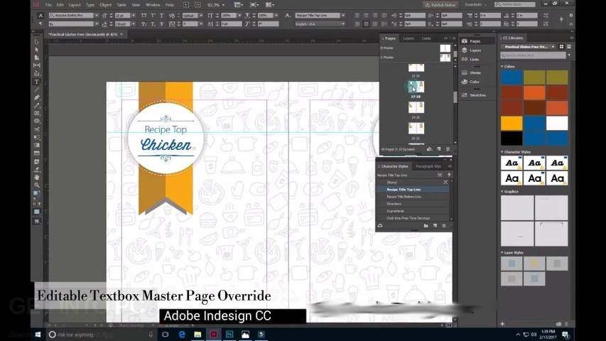 Adobe InDesign CC 2018 Trial Free Download - GaZ