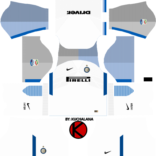 buy online 225fa 4a760 Inter Milan Kits 2017/2018 - Dream League Soccer - Kuchalana