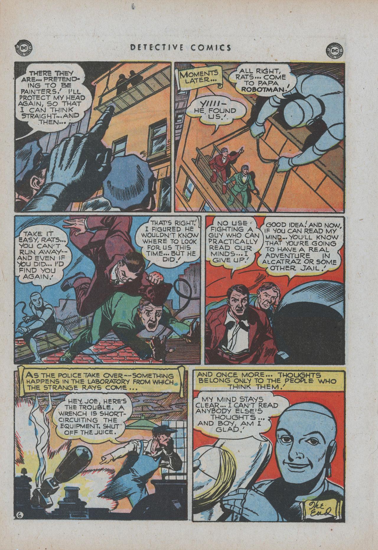 Read online Detective Comics (1937) comic -  Issue #154 - 32