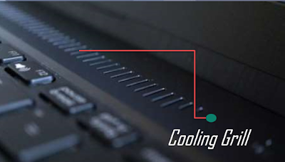 Cooling grill