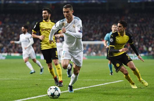 """Chấm điểm Real Madrid - Dortmund: CR7 """"thủ lĩnh"""""""