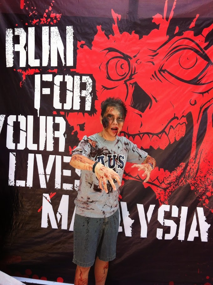 Run For Your Lives Malaysia 2015 @Penang