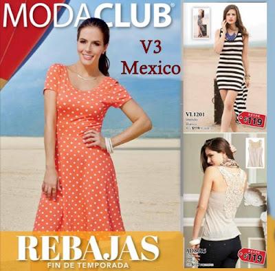 moda club folleto rebajas 2016 v3