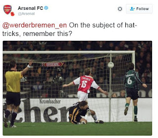 Arsenal Officially Hit Back At Werder Bremen Over Public Troll