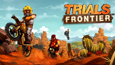 Download Trials Frontier Mod Apk For Android Terberu [Unlimited Money]