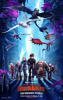 Download How To Train Your Dragon 3- The Hidden World (2019) sub indo
