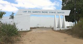 """Dois jovens do """"Lar do Garoto"""" são detidos em Campina Grande"""