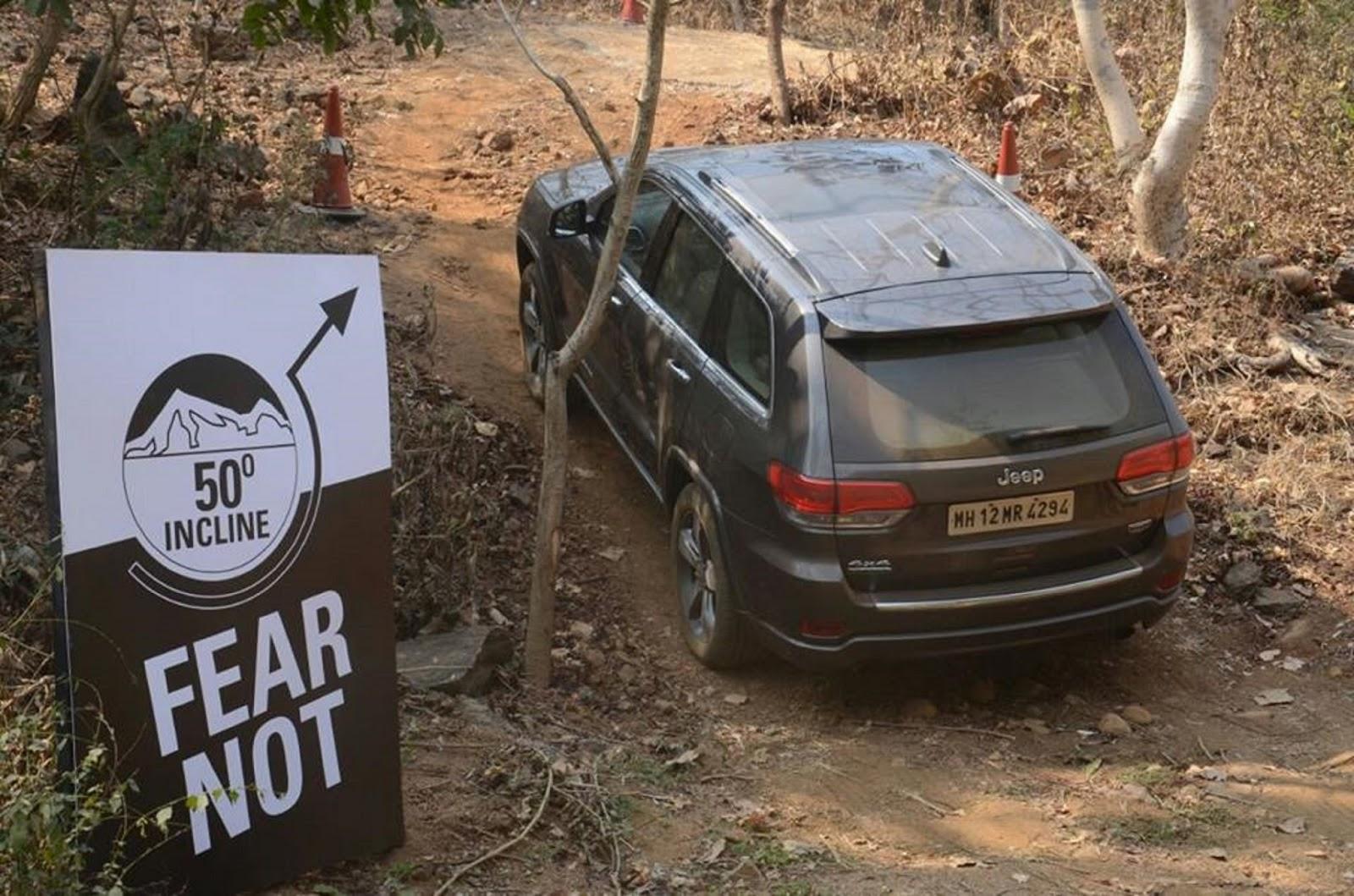 Camp Jeep Mumbai Edition - Licence to Drive
