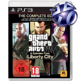 Grand Theft Auto IV Complete Edition   PS3 GAME FIXES