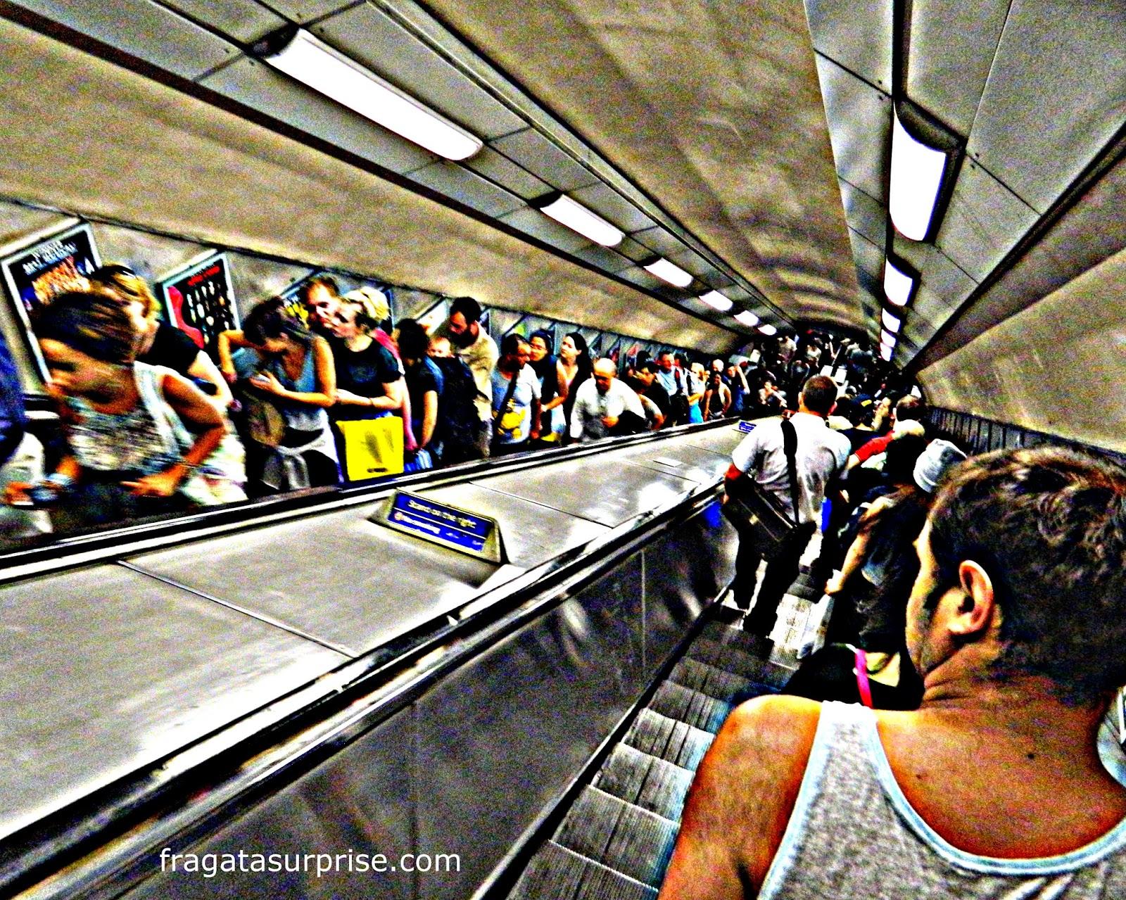 Metrô de Londres, the Tube