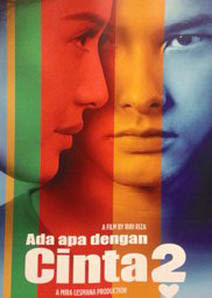 Download Film Movie Indonesia Ada Apa Dengan Cinta 2  Mp4 360p 480p 720p