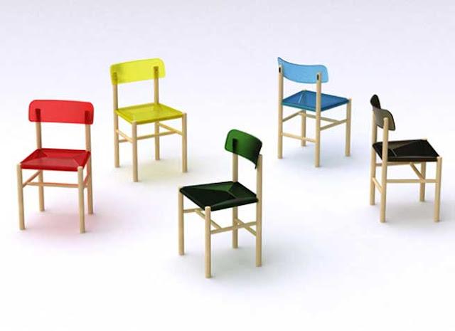 ABRIL: Trattoria Chair.