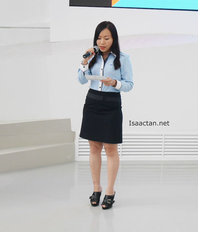 IJM LAND Sales and Marketing Manager Grace Foo