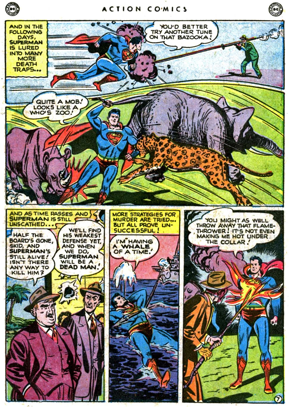 Read online Action Comics (1938) comic -  Issue #123 - 9