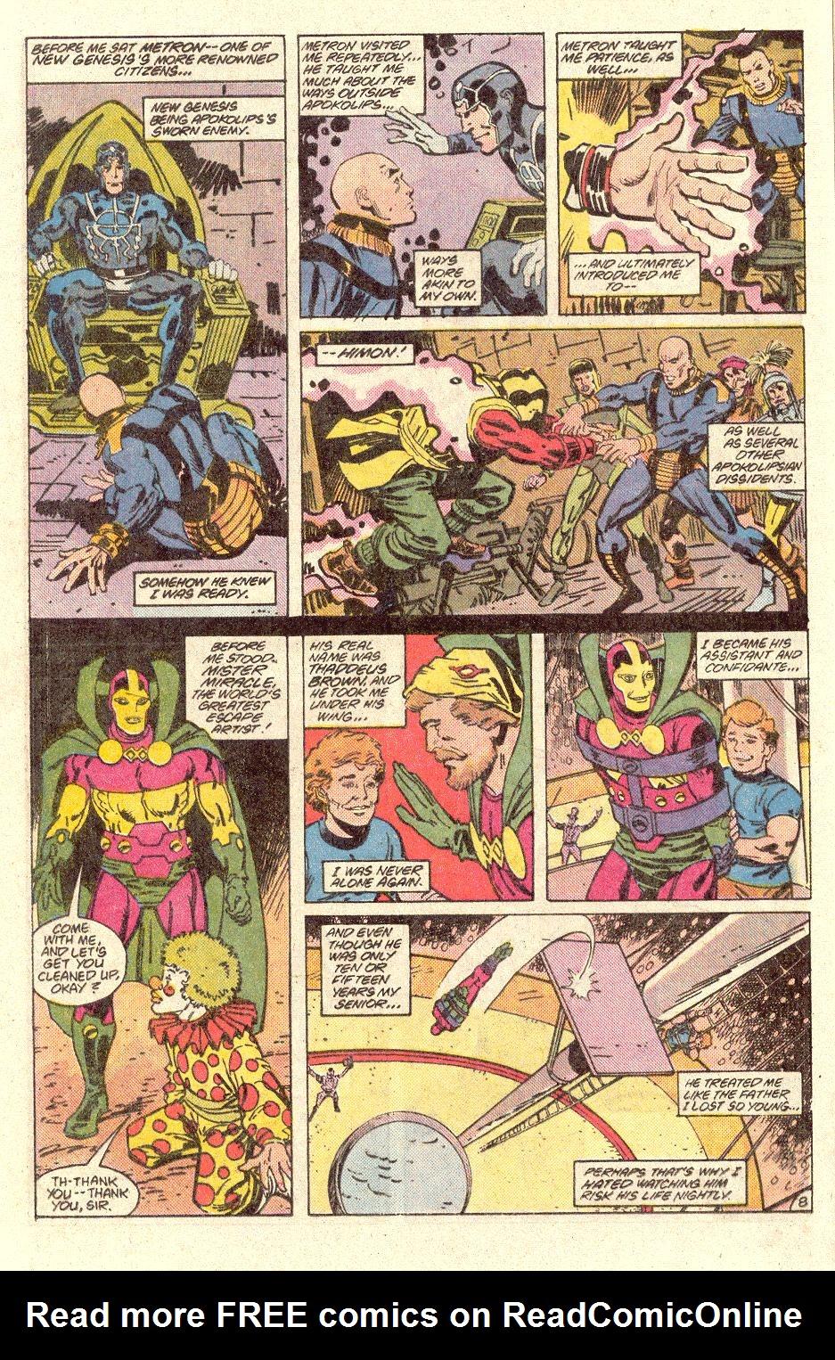 Read online Secret Origins (1986) comic -  Issue #33 - 10