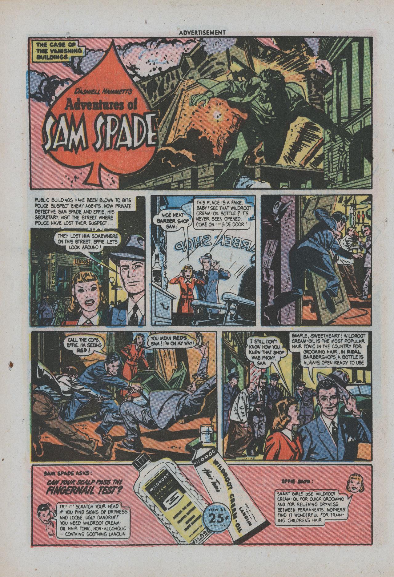 Read online Detective Comics (1937) comic -  Issue #154 - 16