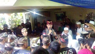 agus yudhoyono kampanye di jatinegara