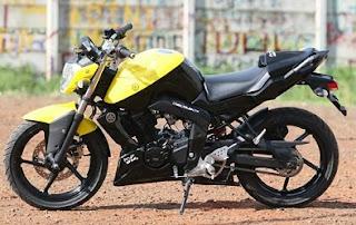 Modifikasi Yamaha Byson Touring Paling Keren 2017  Modifikasi Motor