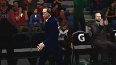 NBA 2K13 PC Mods Jim Boylan Face Update