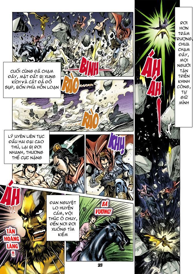 Đại Đường Uy Long chapter 52 trang 28
