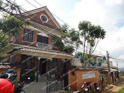 nhà gần khu du lịch - BĐS Liên Minh - nhà mai anh đào