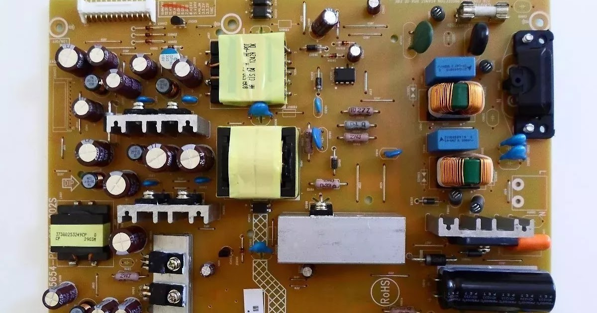 Aoc Power Board 715g5654