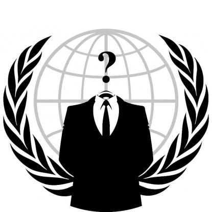 Anonymous: Σήμερα χακάραμε την ελληνική κυβέρνηση