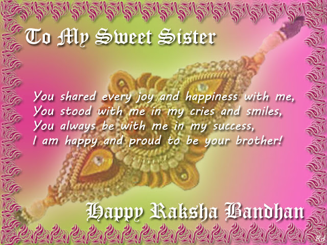 Rakhi Quotes For Brother